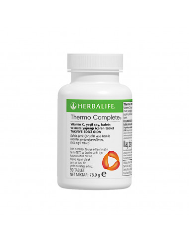Herbalife Thermo Complete Caffein Tablet