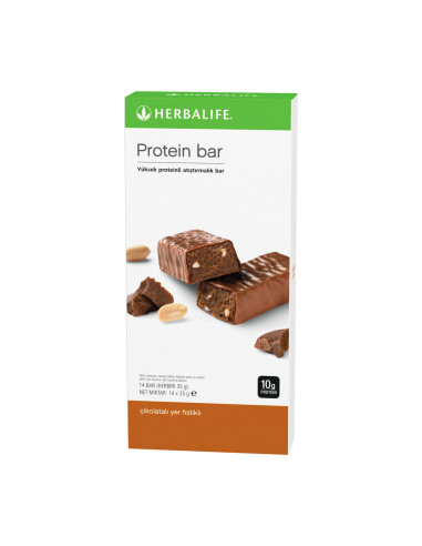 Herbalife Protein Bar - Chocolate Peanut