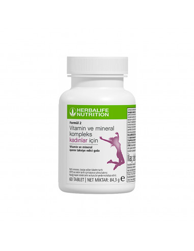 Herbalife Formula 2 Multivitamin...